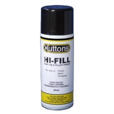 Hi-Fill High Build Filler Primer 400ml (Black)