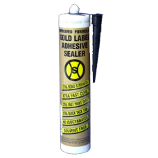 Gold Label Adhesive Sealer 290ml (Black)