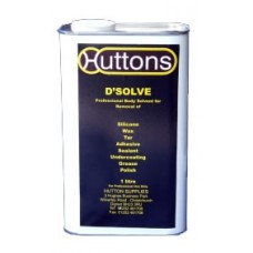 D'Solve 1litre For Professional Use Only