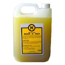 Wash & Wax 5litre